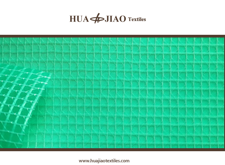 PVC Transparent Fabric